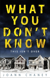 What You Don't Know Cover