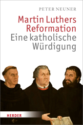 Martin Luthers Reformation Cover