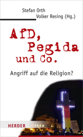 AfD, Pegida und Co. Cover