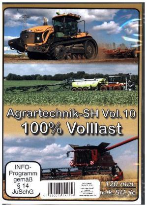 100% Volllast - Agrartechnik im Einsatz, 1 DVD