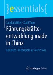 Führungskräfteentwicklung made in China