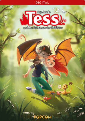 Tess und das Geheimnis der Waldhüter Heft 03