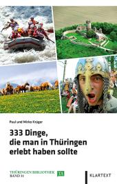 333 Dinge, die man in Thüringen erlebt haben sollte Cover