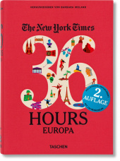 The New York Times. 36 Hours. Europa Cover