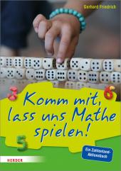 Komm mit, lass uns Mathe spielen Cover