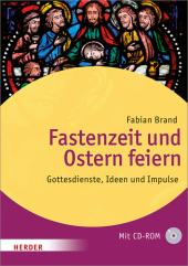 Fastenzeit und Ostern feiern, m. CD-ROM Cover