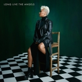 Long Live The Angels, 1 Audio-CD Cover
