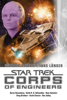 Star Trek - Corps of Engineers Sammelband 3: Wunder dauern etwas länger