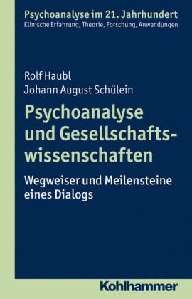 Psychoanalyse und Gesellschaftswissenschaften