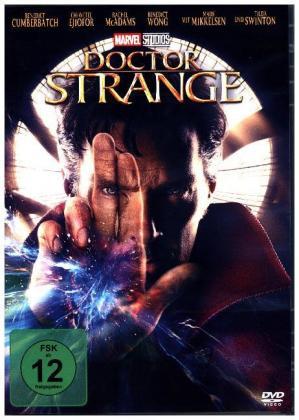 Doctor Strange, 1 DVD