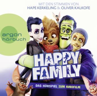 Happy Family, 1 Audio-CD