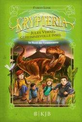 Krypteria - Jules Vernes geheimnisvolle Insel. Im Reich des Tyrannosaurus Cover