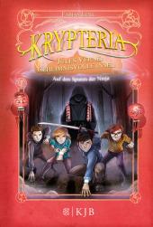 Krypteria - Jules Vernes geheimnisvolle Insel. Auf den Spuren der Ninja Cover