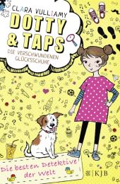 Dotty und Taps - Die verschwundenen Glücksschuhe Cover