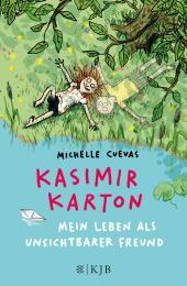 Kasimir Karton - Mein Leben als unsichtbarer Freund Cover