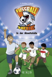 Fußball-Haie: In der Abseitsfalle Cover