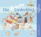 Die freche Liederfibel, 1 Audio-CD Cover