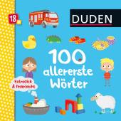 Duden 18+: 100 allererste Wörter Cover