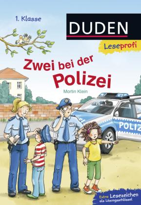 Zwei bei der Polizei