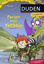Ferien mit Nessie Cover