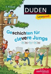 Geschichten für clevere Jungs Cover