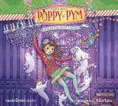 Poppy Pym und der Spuk in der Schulaula, 4 Audio-CDs Cover