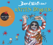 Ratten-Burger, 3 Audio-CDs Cover