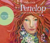 Penelop und der funkenrote Zauber, 4 Audio-CDs Cover
