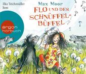 Flo und der Schnüffel-Büffel, 3 Audio-CDs