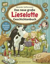 Das neue große Lieselotte Geschichtenbuch Cover