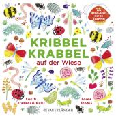 Kribbel Krabbel auf der Wiese Cover