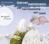 Die Vermessung der Welt, 7 Audio-CDs Cover