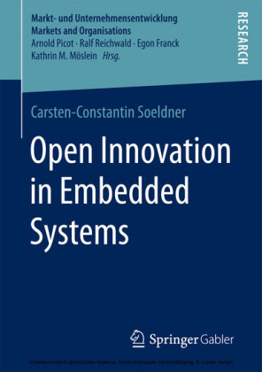 Open Innovation in Embedded Systems