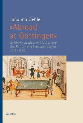 """Abroad at Göttingen'"