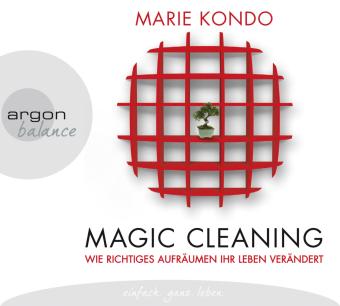 Magic Cleaning, 3 Audio-CDs
