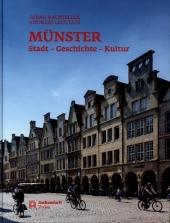 Münster - Stadt - Geschichte - Kultur Cover