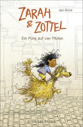Zarah & Zottel - Ein Pony auf vier Pfoten Cover