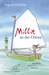 Millie an der Ostsee Cover