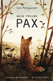 Mein Freund Pax Cover
