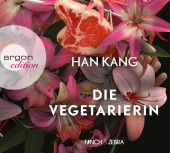 Die Vegetarierin, 4 Audio-CDs Cover