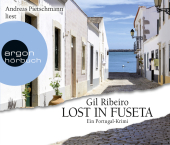 Lost in Fuseta, 6 Audio-CDs Cover