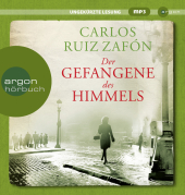 Der Gefangene des Himmels, 2 MP3-CDs Cover
