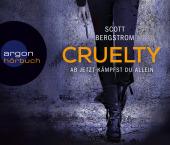 Cruelty, 6 Audio-CDs Cover