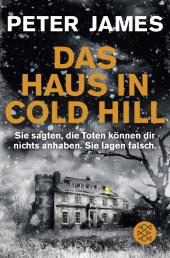 Das Haus in Cold Hill Cover