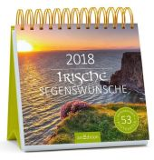 Irische Segenswünsche 2018 Cover
