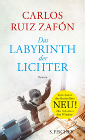 Das Labyrinth der Lichter Cover