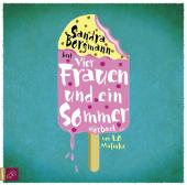 Vier Frauen und ein Sommer, 5 Audio-CDs Cover