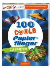 100 coole Papierflieger zum Falten Cover