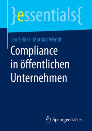 Compliance in öffentlichen Unternehmen