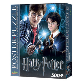 Harry Potter Poster Puzzle, Harry Potter (Kinderpuzzle)